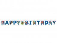 Bannière Happy Birthday Pat'Patrouille™