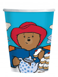 8 Gobelets en carton Paddington™ 266ml