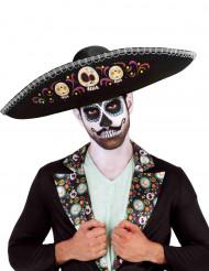 Sombrero adulte Dia De Los Muertos Halloween