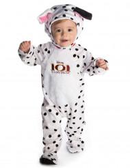Déguisement bébé grenouillère avec cagoule 101 Dalmatiens ™