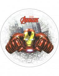 Disque azyme Iron Man Avengers™