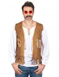 Gilet hippie homme