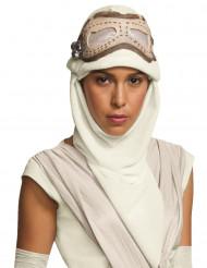 Masque adulte avec cagoule Rey - Star Wars VII™