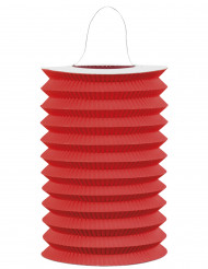 Lampion en papier rouge