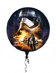Ballon en aluminium Les Méchants Star Wars VII™ 81 x 81 cm