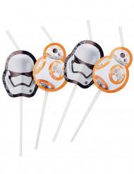 6 Pailles Star Wars VII ™