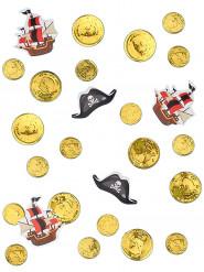 Confettis 3 modèles Pirate