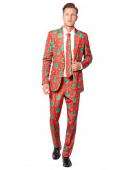Costume Mr. Sapin rouge homme Suitmeister™