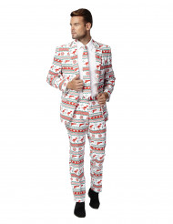 Costume Mr. Gangster de Noël homme Opposuits™