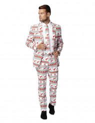 Costume Mr. Gangster de Noël homme Opposuits™