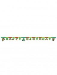 Guirlande Happy Birthday Le Voyage d'Arlo™ 2mètres