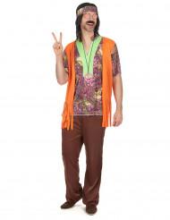 Déguisment hippie homme