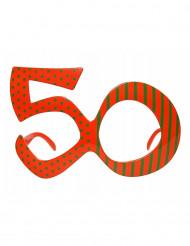 Lunettes âge 50