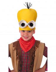 Chapeau créature jaune film