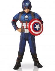 Déguisement luxe Captain America™ garçon - Civil War
