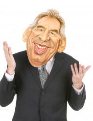 Masque en carton François Bayrou adulte