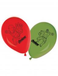 8 Ballons en latex Avengers l'Ère d'Ultron™