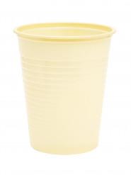 50 Gobelets en plastique ivoire 20 cl