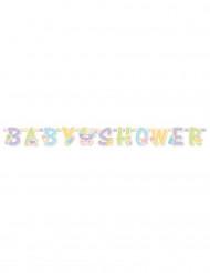 Guirlande articulée Baby Shower 210 cm