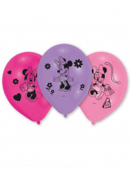 10 Ballons en latex Minnie™