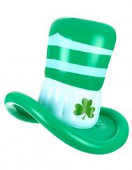 Chapeau St Patrick gonflable