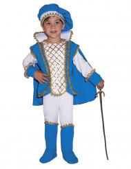 Déguisement prince charmant bleu garçon