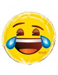 Ballon aluminium Rire aux larmes Emoji™