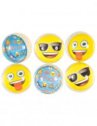 6 Balles rebondissantes Emoji™