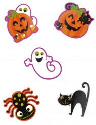10 Gros confettis petits monstres d'Halloween