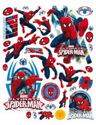 Décorations pour fenêtres Spiderman™ 42 x 30 cm
