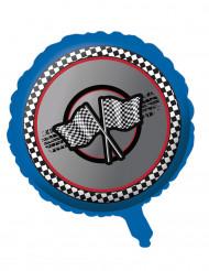 Ballon aluminium Racing 46 cm