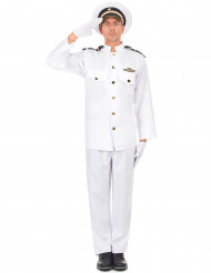 Déguisement d'officier de la marine
