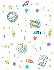 Confettis Happy Birthday 34 grammes