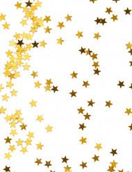 Tube de paillettes étoiles or 15 gr