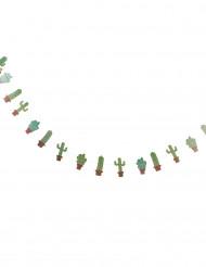 Guirlande cactus 3 mètres