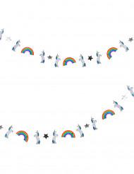 Guirlande licorne 3 mètres