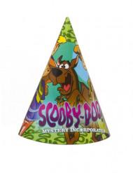 4 Chapeaux de fête Scooby doo™