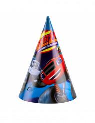 8 Chapeaux de fête Blaze et les Monster Machines™