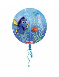 Ballon aluminium Le monde de Dory™ 40 cm