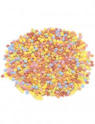Sachet de confettis étoiles en sucre 100 grammes