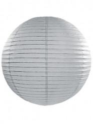 Lanterne japonaise grise 45 cm