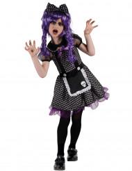 Déguisement poupée gothique fille