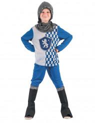 Déguisement chevalier bleu garçon