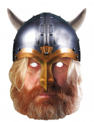 Masque carton Viking