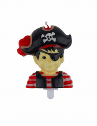 Bougie Pirate 7 cm