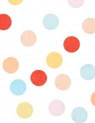 Confettis en papier multicolores 20 gr