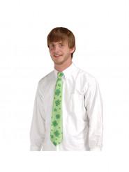 Cravate à trèfles Saint Patrick adullte