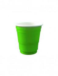 20 Gobelets verts à shooters Original Cup 4cl