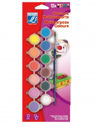 Palette de peinture 12 couleurs Lefranc & Bourgeois®