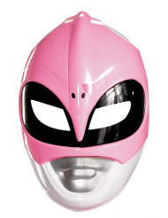 Masque Power Rangers™ rose adulte